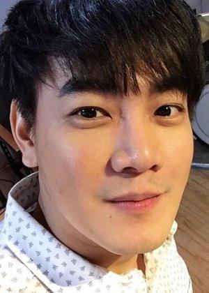Fluke Jira Danbawornkiat in Bap Bap Kan Thai Drama (2016)