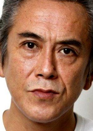Terajima  Susumu in Castle Under Fiery Skies Japanese Movie (2009)