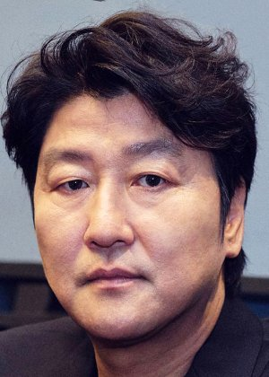 Song Kang Ho in The Show Must Go On Korean Movie (2007)