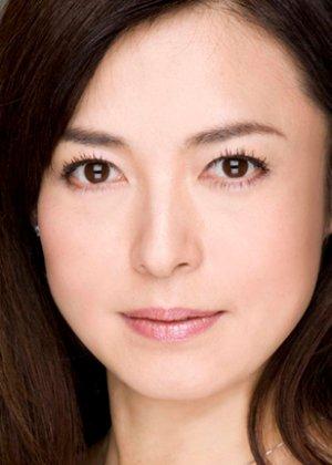 Yokoyama Megumi in Ningen no Shomei Japanese Drama (2004)