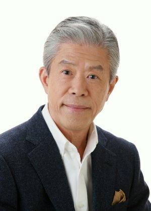 Okamoto Nobuto in Wataru Seken wa oni Bakari Japanese Drama (1990)