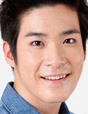 Alek Teeradetch Metawarayut in Sai See Plerng Thai Drama (2014)