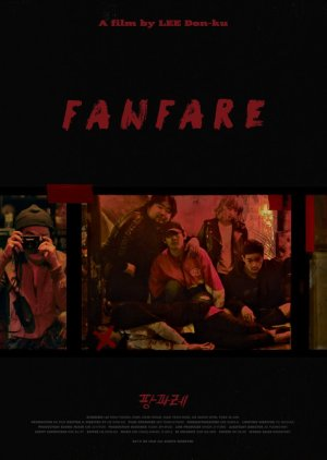 Fanfare (2019) poster