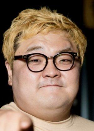 Baek Young Kwang in YG Future Strategy Office Korean Drama (2018)