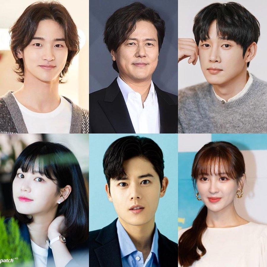 """Joseon Exorcist"": Jang Dong Yoon, Park Sung Hoon and Kam Woo Sung Confirm Casting"