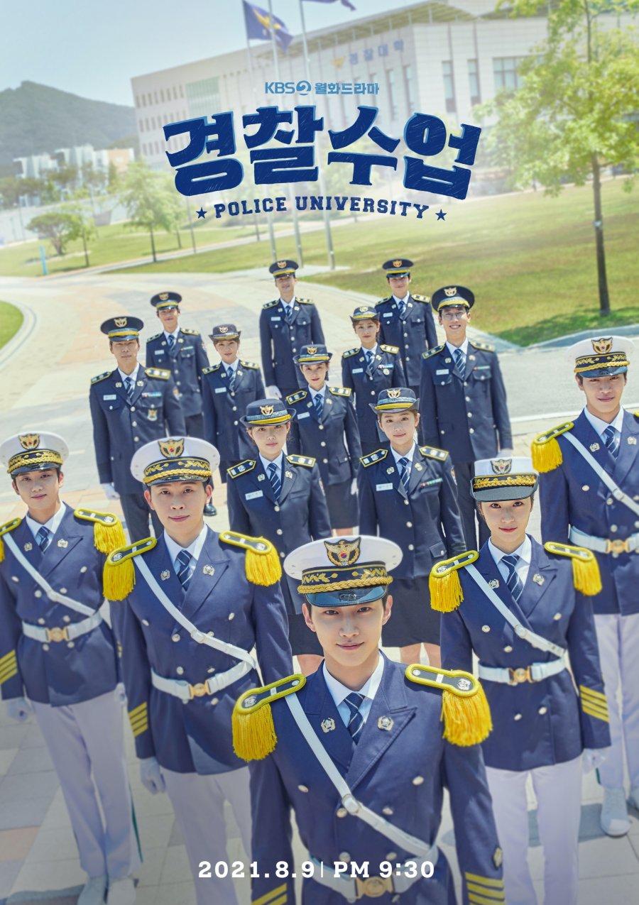 Korean Dramas Police University