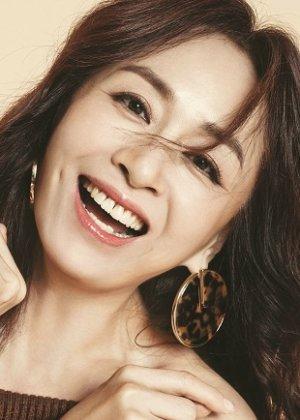 Park Hae Mi in Smashing on Your Back Korean Drama (2017)