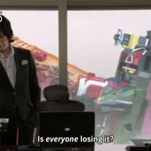 Ressha Sentai ToQger VS Kamen Rider Gaim Spring Gattai Special (2014) photo