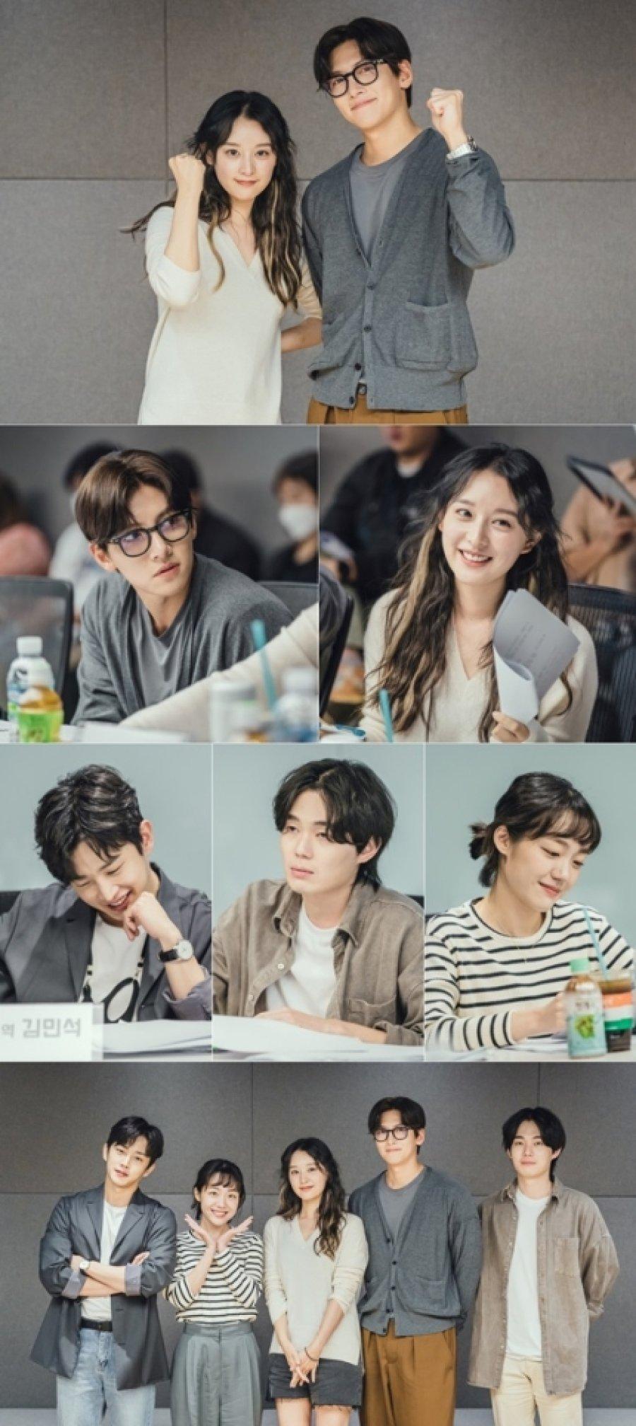 Pembacaan pertama naskah drama Korea Lovestruck in the City