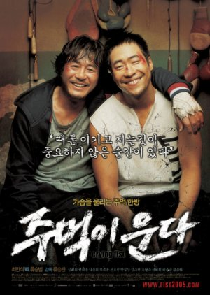 Crying Fist (2005) poster