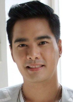 Tanapat Rattapong in Nam Sor Sai Thai Drama (2017)