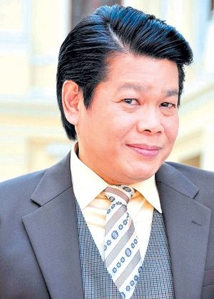 Pu Montree Jenuksorn in Wanida Thai Drama (2010)
