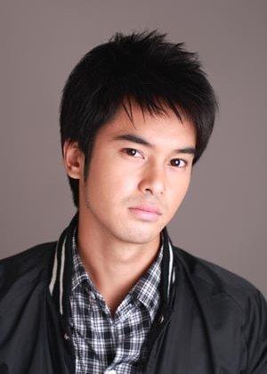 Off Chanapol Sataya in Arsoon Noy Nai Takieng Kaew Thai Drama (2012)