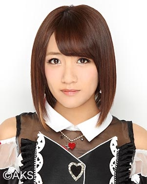 Takahashi Minami in AKB 0ji 59fun! Japanese TV Show (2008)