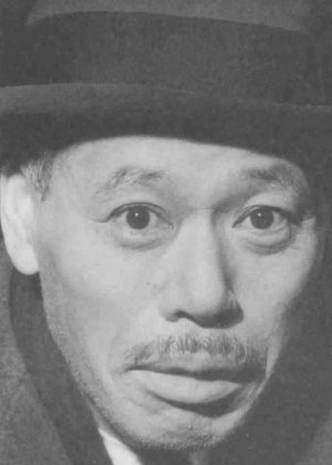 Shimura Takashi  in The Idiot Japanese Movie (1951)