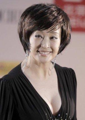 Liu Xiao Qing in The Shadow of Empress Wu Chinese Drama (2007)