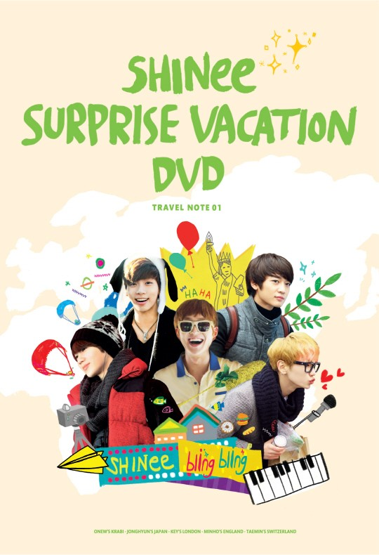 SHINee's One Fine Day: Season 1 (2013) - Episodes - MyDramaList