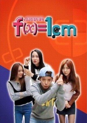 f(x)=1cm (2015) poster