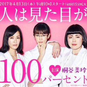 Hito wa Mita Me ga 100% (2017) photo