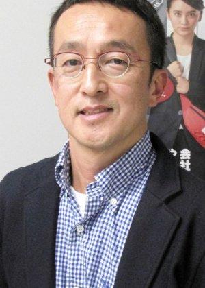 Hajime Takezono in Himawari Japanese Drama(2007)