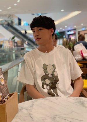 Son Korbboon Garun in If I Love A Boy Thai Drama (2019)