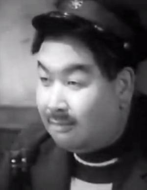 Oyama Kenji in Desperate to Love Japanese Movie (1961)