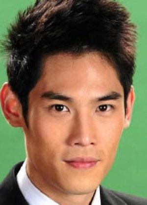 Fluke Kan Kantathavorn in Buang Rai Pye Ruk Thai Drama (2009)