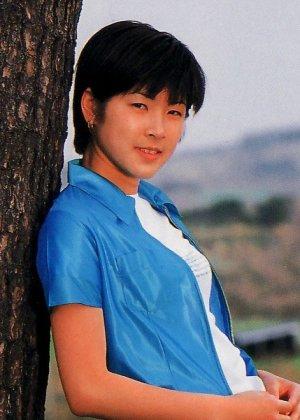 Motohashi Yuka in Gekisou Sentai Carranger Japanese Drama (1996)