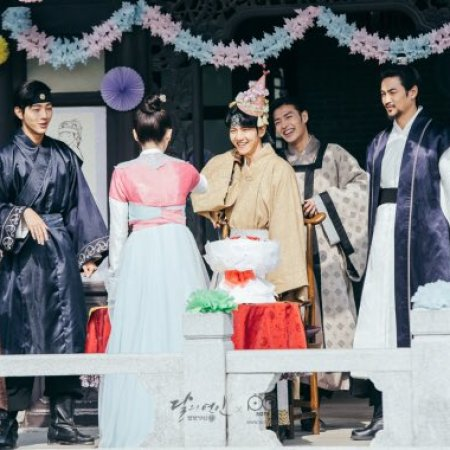 Moon Lovers: Scarlet Heart Ryeo Episode 7 - MyDramaList