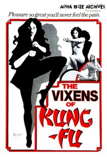 The Vixens of Kung-Fu