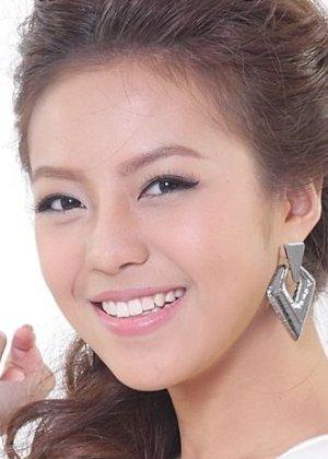 Nisachon Tuamsoongnuen in Saeng Tian Thai Drama (2016)