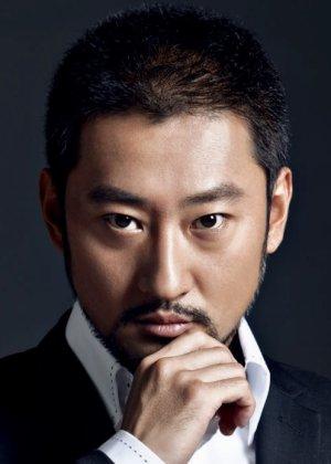 Liu Teng Yuan in The Legend of Bruce Lee Chinese Drama (2008)