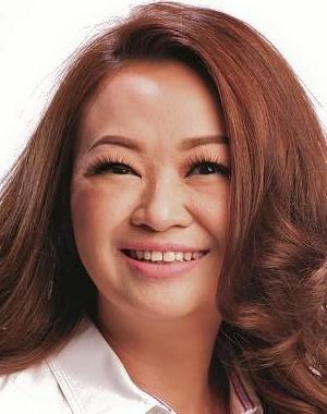 Jennifer Kim in Under Her Nose Thai Drama (2017)