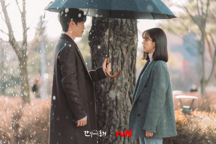 Hyeri và hồ ly Jang Ki Yong khóa môi ngọt lịm nhưng cái kết lại khiến netizen nổi da gà - Ảnh 8.