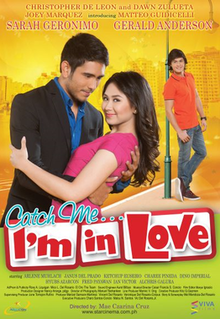 Catch Me, I'm in Love (2011) poster