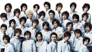 What if Hey!Say!JUMP members were cast in Hanazakari no Kimitachi