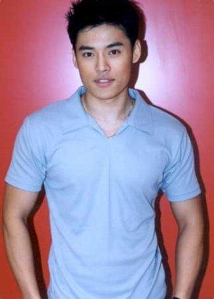 Art Sajakard Jitperngtam in 2 + 1 Krang Kern Pikad Thai Drama (2005)