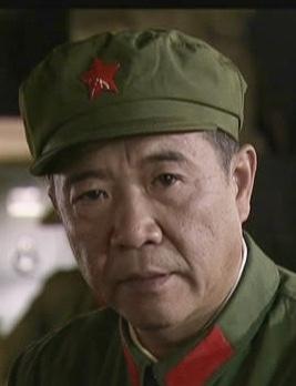 Ning Xiao Zhi in Grand Final Battle 2: Battle of Huaihai Chinese Movie (1991)