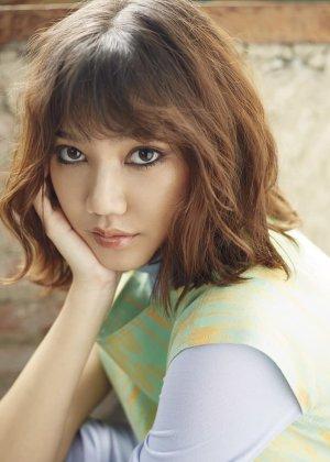 Namsai Pichayapa Natha in BNK48: Girls Don't Cry Thai Movie (2018)