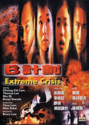 Extreme Crisis (1998) poster