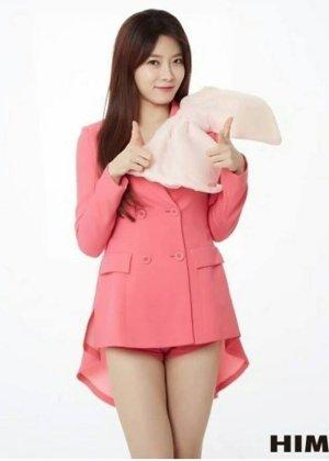 Mei in Bunny Bunny Korean Drama (2016)
