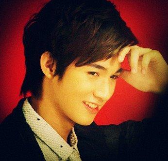 Ritz Rueangrit Siriphanit in Love Songs Love Series: Please Send Someone to Love Me Thai Drama (2017)
