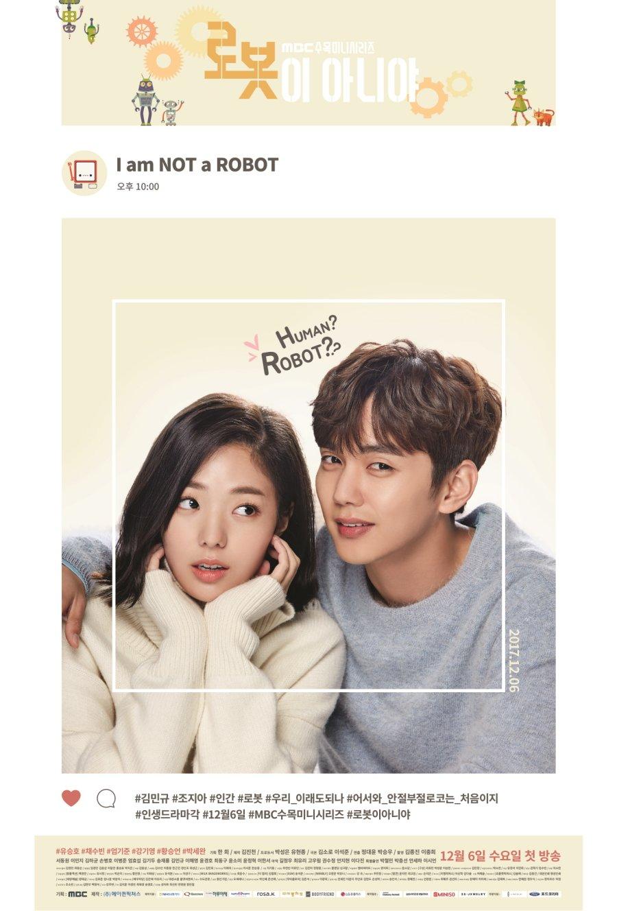 Phim Tôi Không Phải Là Robot - I Am Not A Robot (2017)