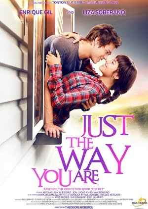 Just the Way You Are (2015) poster