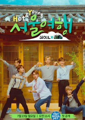 NCT Life: Hot&Young Seoul Trip (2018) poster