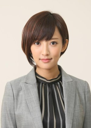 Natsuna in Meishi Game Japanese Drama (2017)