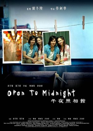 Open to Midnight (2009) poster