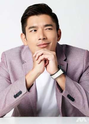 Elvin Ng in All is Well Taiwanese Drama (2019)