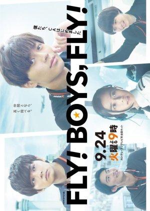 FLY! BOYS, FLY! Bokutachi, CA Hajimemashita