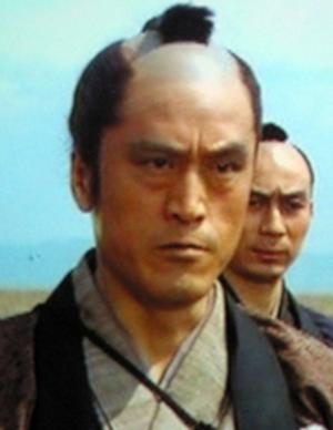Date Saburo in A Gambler's Life Japanese Movie (1969)